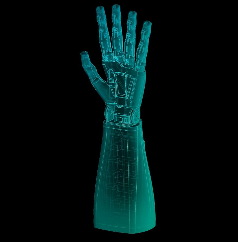 Hand Schematic - anthromod.comanthromod.com on