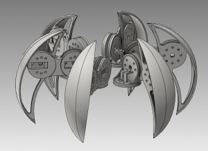 Large Hexapod
